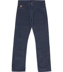lois jeans mood indigo dallas jumbo cord trousers 1037