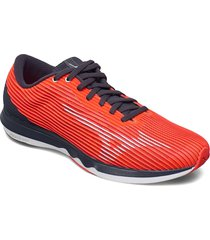 wave shadow 4 shoes sport shoes running shoes röd mizuno