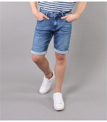 korte broek gabbiano denim 82683 jogg short blue