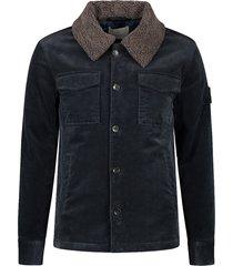 dstrezzed trucker jacket corduroy 101366/649