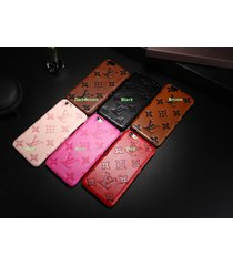 sf 2017 summer ll color leather style case for apple iphone7 iphone8 plus