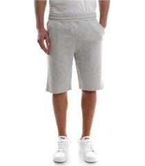 fila 682162 cameron long short shorts and bermudas longwear men light grey