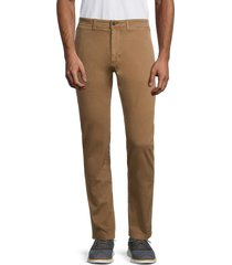 madewell men's penn slim-fit chino pants - brown - size 31 32