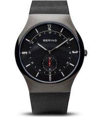 reloj bering 11940-222 hombre negro