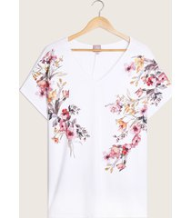 blusa blanco-multicolor patprimo