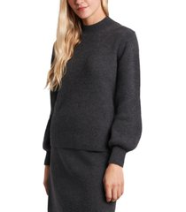 riley & rae morgyn mock-neck sweater, created for macy's