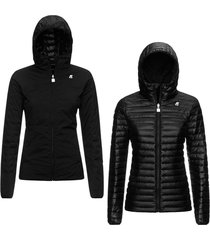 lily thermo light double jacket