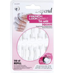 dc nageltipp french sq 110pack