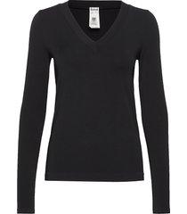 aurora pullover stickad tröja svart wolford