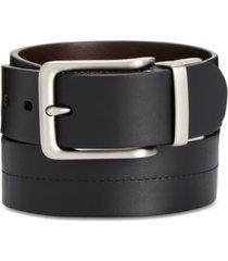 fossil brandon reversible leather belt
