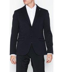 selected homme slhslim-shaft blazer b noos kavajer & kostymer mörk blå