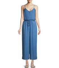 popover paperbag waist jumpsuit