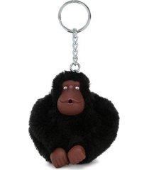 chaveiro macaco kipling monkeyclip m - unissex