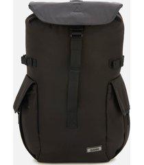 ganni women's tech fabric backpack - black