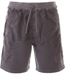 stone island shadow project compact bermudas