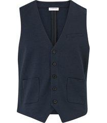 väst superflex knitted waistcoat