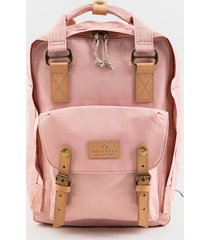 women's doughnut macaroon reborn series backpack in blush in blush by francesca's - size: one size
