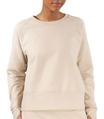pierre robert organic cotton sweatshirt