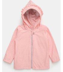campera rosa shimpumpam