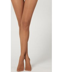 calzedonia 20 denier ultra comfort sheer tights woman nude size 4