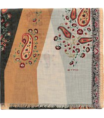 etro kashmir scarf