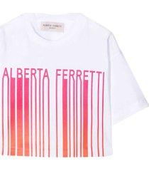 alberta ferretti t-shirt with print