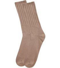 women's organic cotton casual crew socks