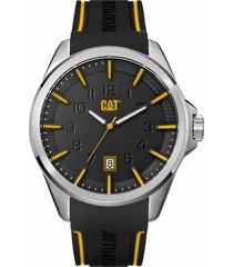 reloj negro cat slate