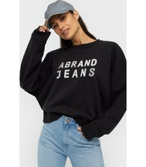 abrand jeans a oversized sweater sweatshirts