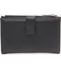 matt & nat women's purity collection motivsm small wallet - black