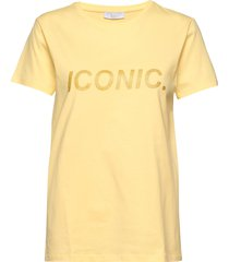 2nd iconic t-shirts & tops short-sleeved gul 2ndday
