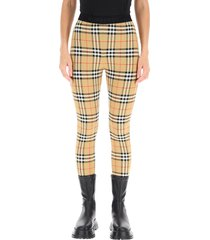 vintage check belvoir leggings