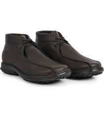 bota em couro hayabusa support 7 masculina
