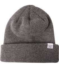 cb57aaec8 norse projects norse top beanie - light grey n95-0569 1026