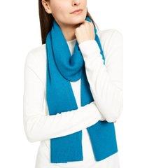 eileen fisher merino wool scarf