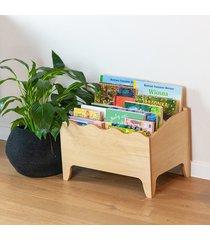 skrzynia na książki i zabawki