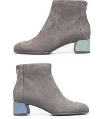 camper twins, botines mujer, gris , talla 41 (eu), k400359-002