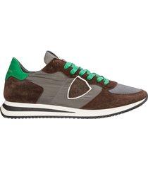 scarpe sneakers uomo camoscio mondial