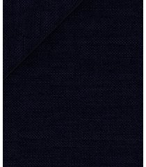 pantaloni da uomo su misura, reda, blu notte hopsack, quattro stagioni | lanieri