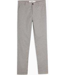 mens navy grey and mustard stretch skinny pants