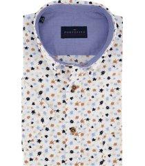 korte mouwen overhemd portofino
