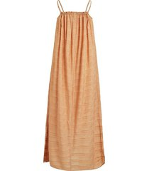 rafia dress drops