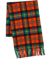 polo ralph lauren men's recycled plaid cold weather scarf