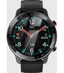 reloj smartwatch kei kunza negro silicona