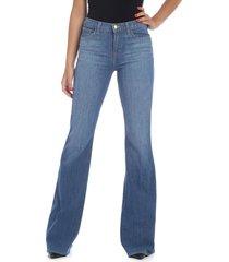 j brand jbrand - flared jeans in blue