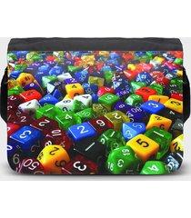torba na ramię duża kostki do gry