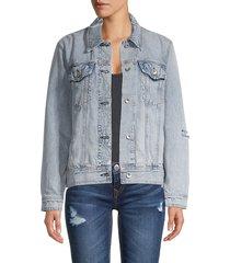 rag & bone women's denim jacket - olson - size xxs