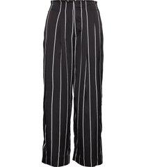 brenda trousers wijde broek zwart twist & tango