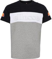el pogbino tee t-shirts short-sleeved grå ellesse