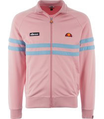 ellesse heritage rimini track top - light pink sha00892